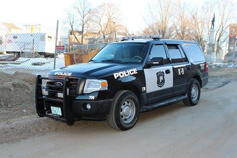Cruiser 774 2014 Ford Expedition - K9 Cruiser
