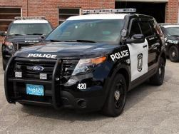 Cruiser 420 2015 Ford Interceptor Utility