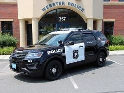 Cruiser 536 2018 Ford Interceptor Utility