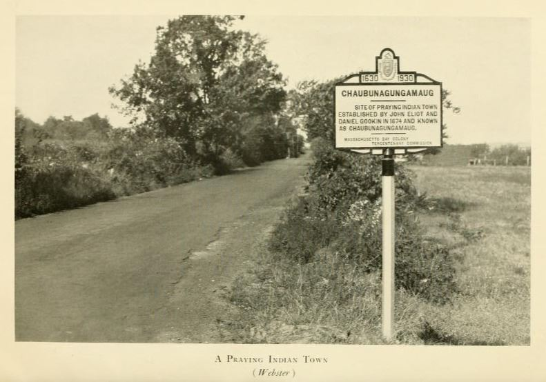 Tercentenary Sign - Thompson Road